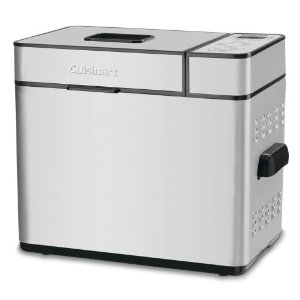 Cuisinart CBK-100 Programmable Breadmaker Bread Machine Review