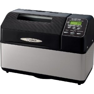 Zojirushi Home Bakery Supreme 2-Pound Loaf Bread Machine Review